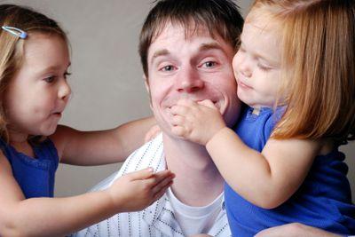 Dad:girl