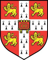 Cambridge_University_Crest_-_flat