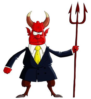Devil_© dedMazay - Fotolia.com