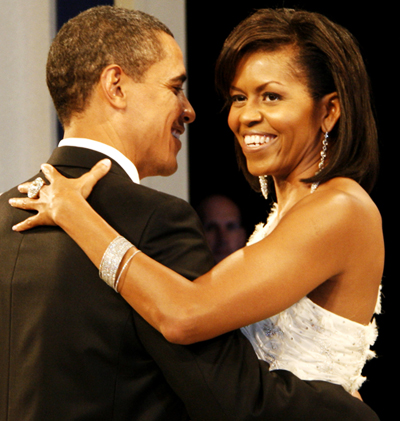 Barack_and_Michelle_Obama_©Wikipedia