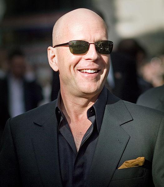 Hollywood: Top 10 des chauves les plus sexy