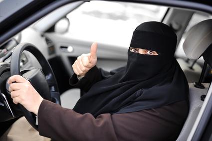 SaudiWomn© Jasmin Merdan - Fotolia.com