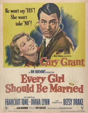 Every_Girl_Should_Be_Married_FilmPoster