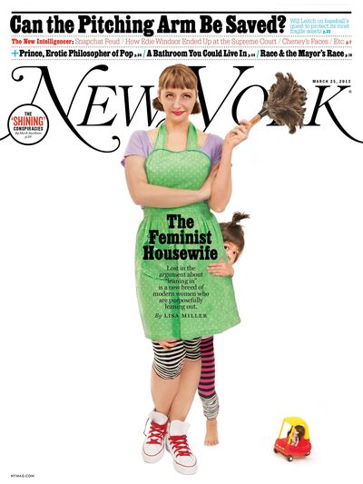 Feminist Housewife courtesy of NYMagazine