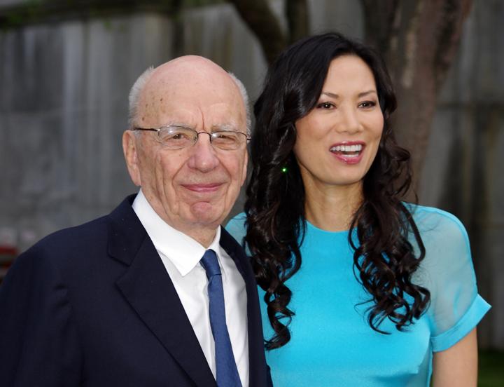 Billionaires trophy wives of Meet the