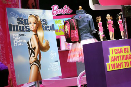 Barbie-sports-illustrated
