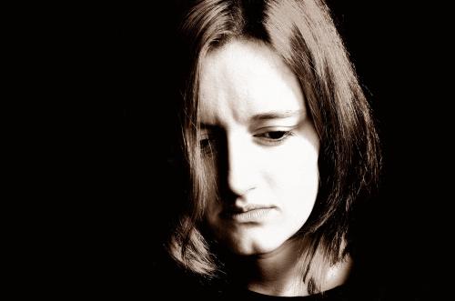 Sad-woman