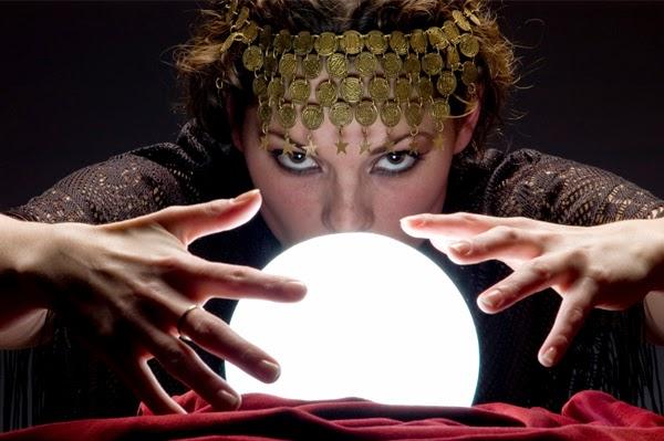 Gypsy-fortune-teller