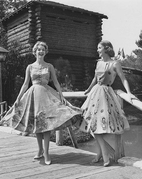 Women-style-1950s