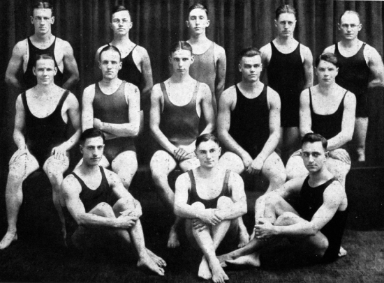 1920_University_of_Michigan_swim_team