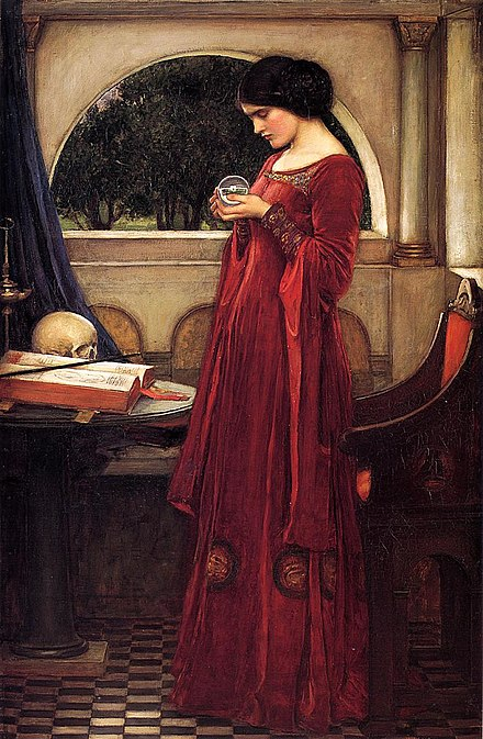 440px-John_William_Waterhouse_-_The_Crystal_Ball